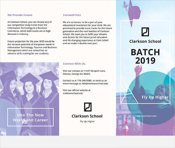 graduation-brochure-illustrator-template