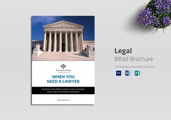 legal-brochure-bi-fold-template