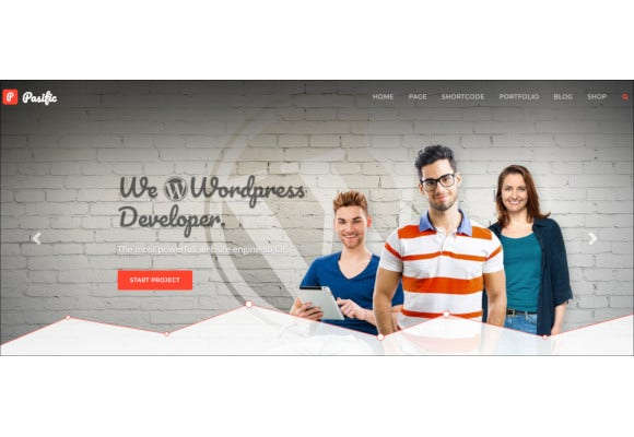 professional multipurpose html5 template