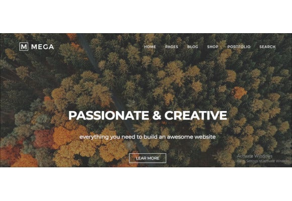responsive multi purpose joomla theme