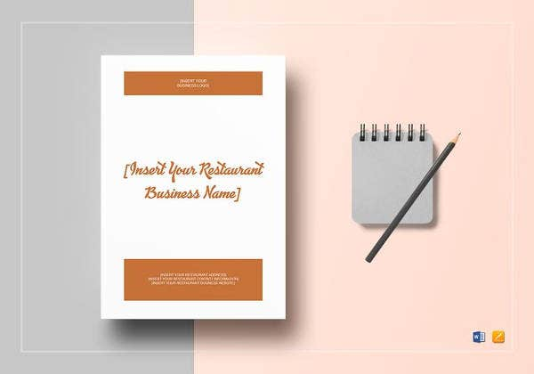 restaurant business survey template document