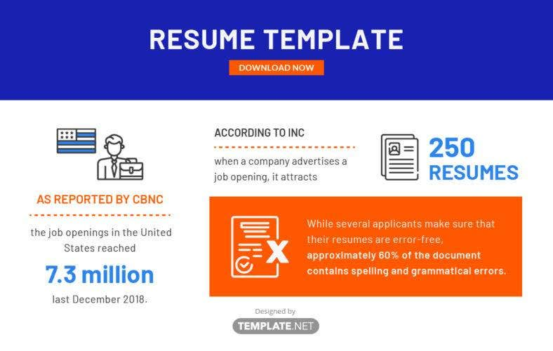 resume template3 788x501