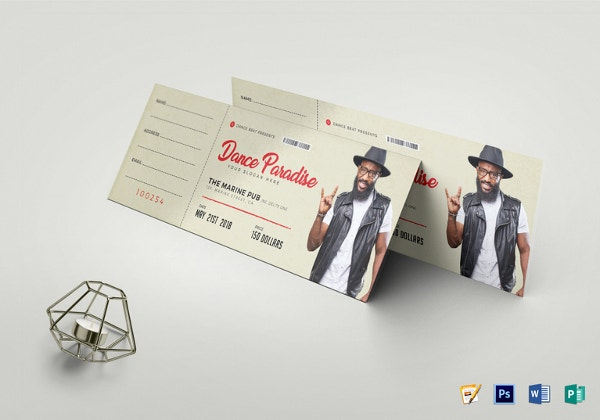 simple-dance-event-ticket-template
