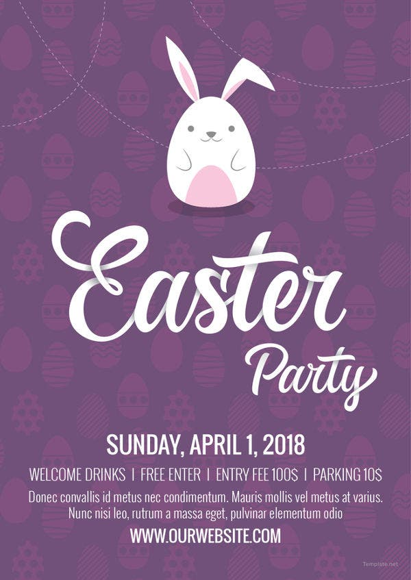 simple-easter-flyer-template