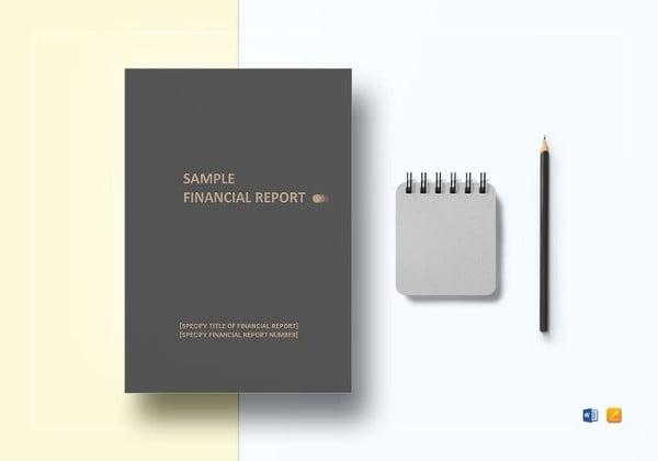 Treasurer Report Template - 17+ Free Sample, Example, Format ...