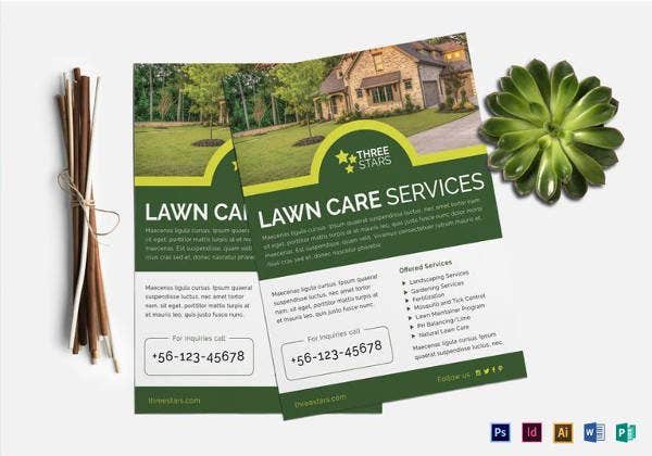 simple-lawn-care-flyer-template
