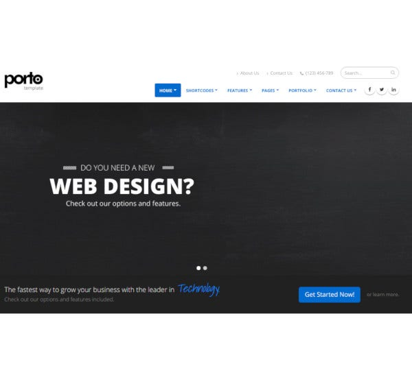 ultimate responsive drupal 7 8 theme