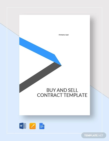 buy and sell contract