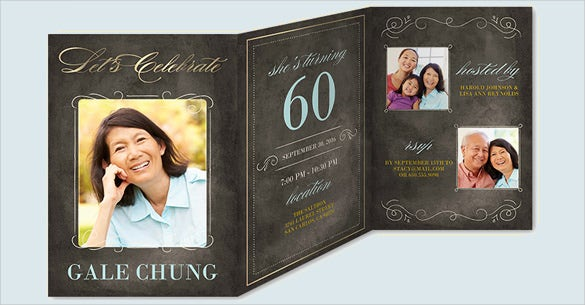 Folding birthday invitations trisaorddiner 39 adult birthday invitation templates free sample example folding birthday invitations filmwisefo