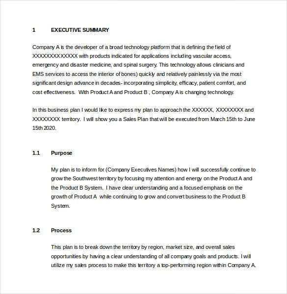 30 60 90 day sales plan free word format download