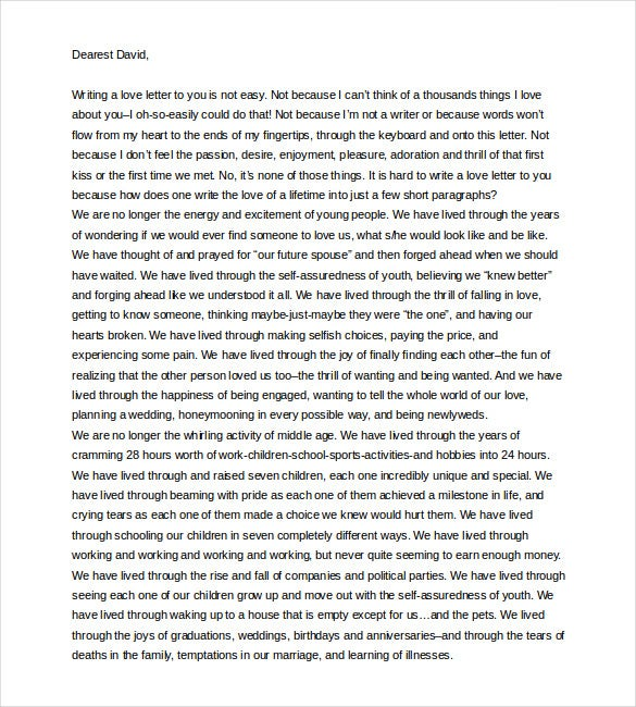 letter to my husband after a fight 11 letter templates to my husband doc free 23236 | love letter to my husband after a fight