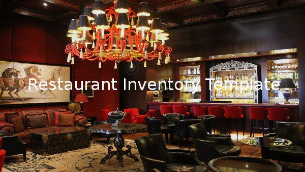 restaurantinventorytemplate