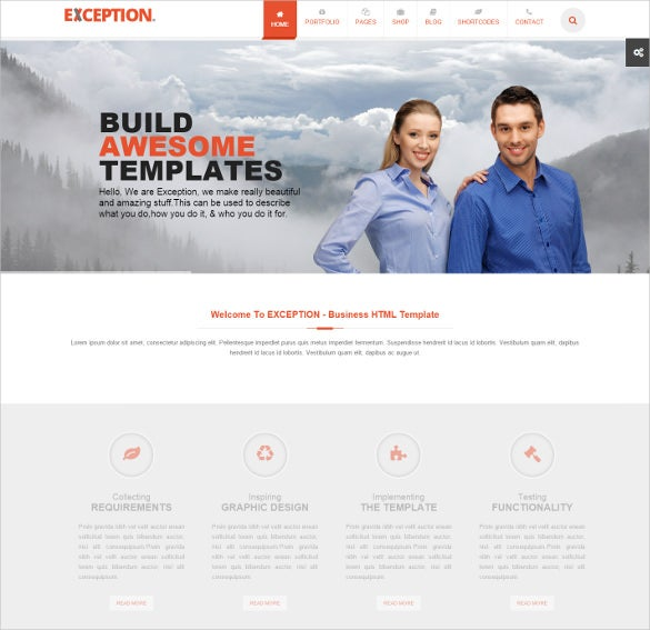 responsive business drupal mobile theme1
