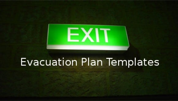 11  evacuation plan templates