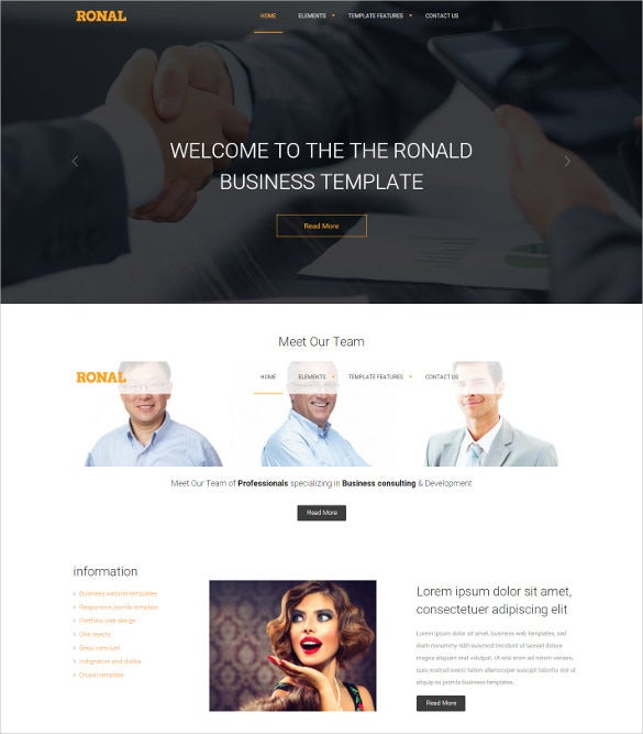 drupal website design mobile theme