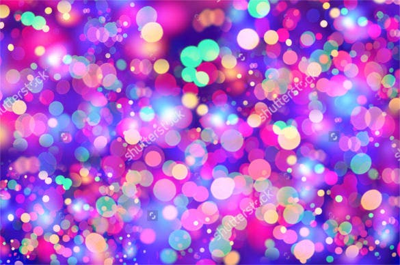 girly colorful lights composition download design