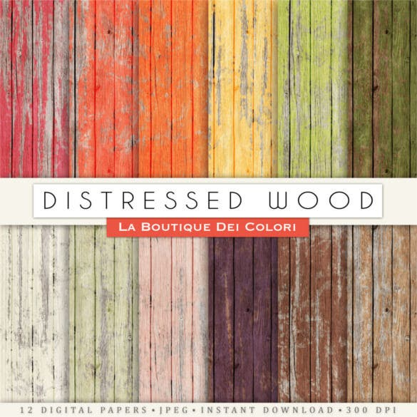 distressed wood digital paper background download