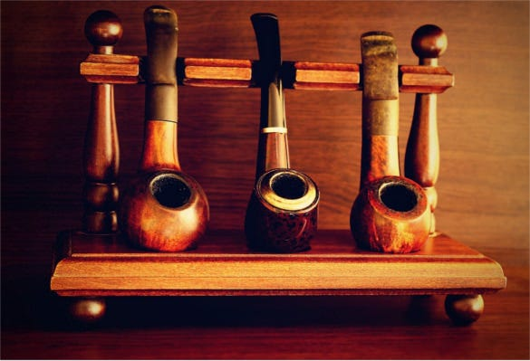 pipes tobacco wood background download