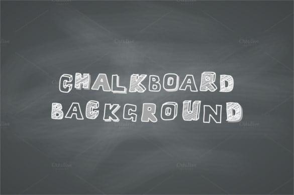 vector chalkboard background