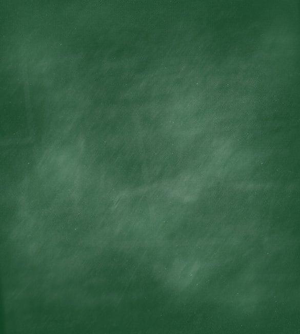 free chalkboard green