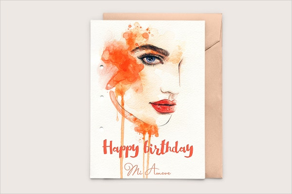 printable birthday card template