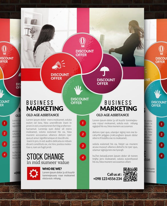 business training flyer template psd premium download