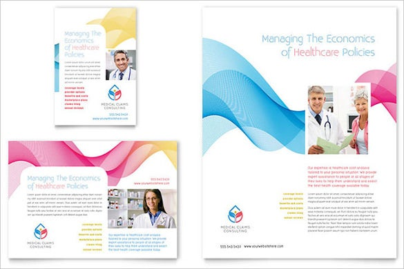 download insurance consulting flyer ad template