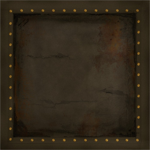 rusted metal crate texture