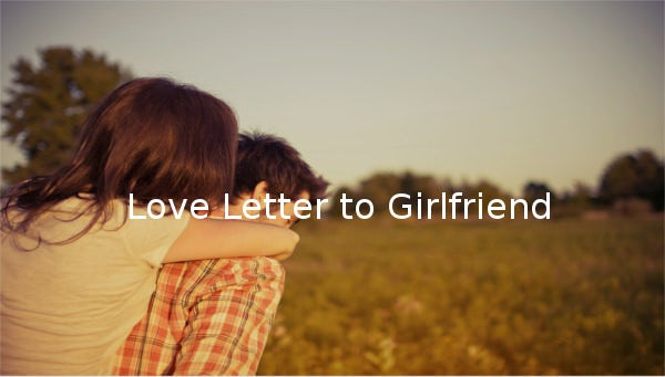 love letter to girlfriend1
