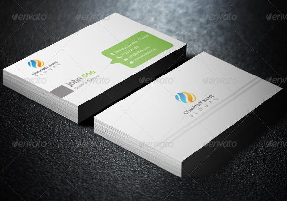 Primerica Business Card Template