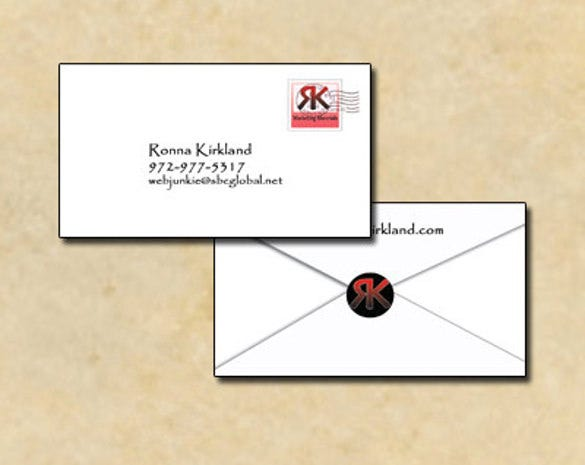 creative custom printed business cards