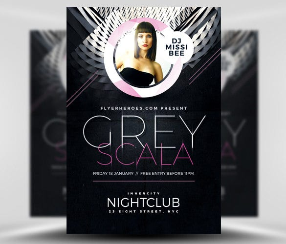 44 free flyer templates psd eps free premium templates grey scala free flyer template psd download maxwellsz
