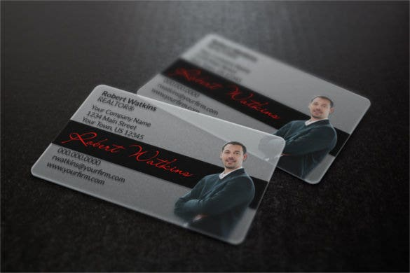 custom business card photo template printable download