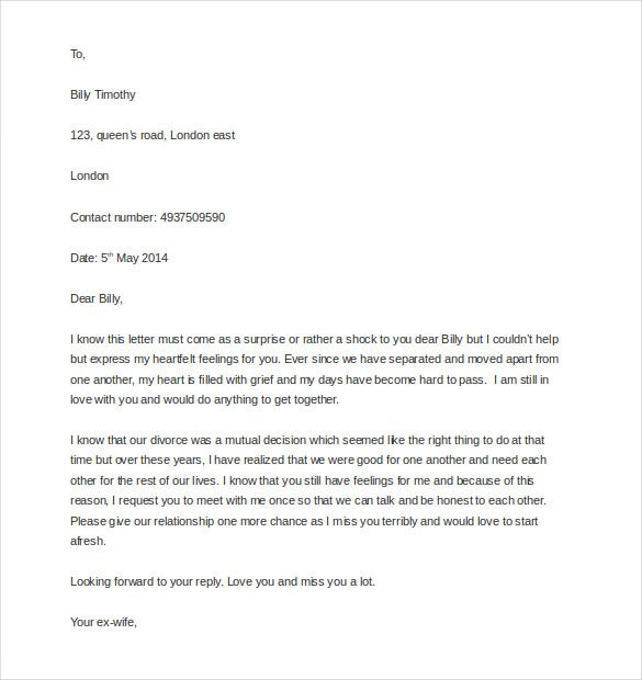 Sample love letters to my husband idealstalist 12 love letter templates to my husband free sample example thecheapjerseys Image collections
