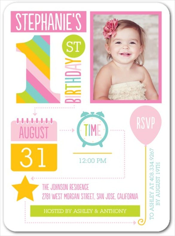 baby shower invitation informative heather