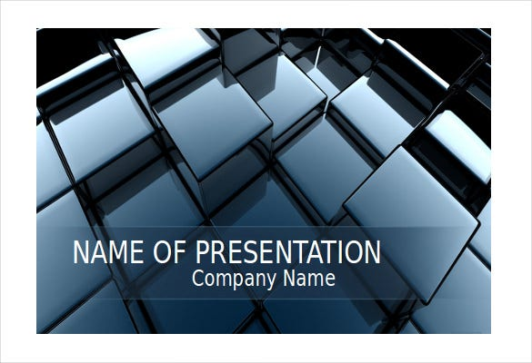 Microsoft powerpoint template 10 free ppt potx pptx pot abstract 3d cubes powerpoint template toneelgroepblik Choice Image