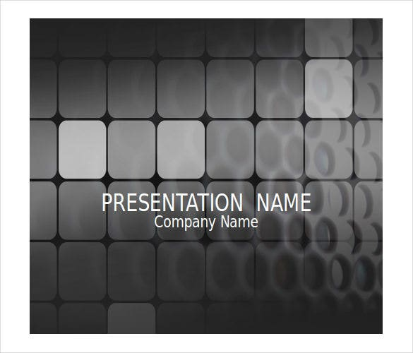 Microsoft powerpoint template 10 free ppt potx pptx pot black grid powerpoint template pot format download toneelgroepblik Choice Image