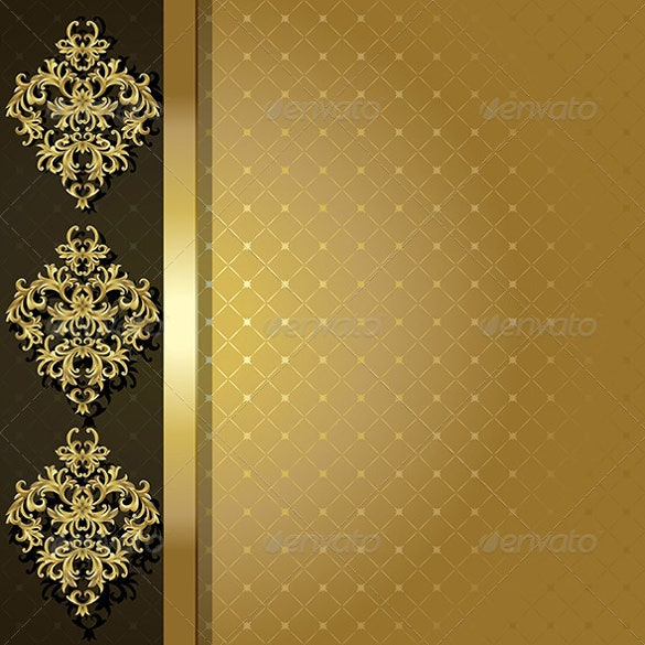 download gold background ai format