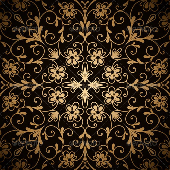 black gold background eps format download