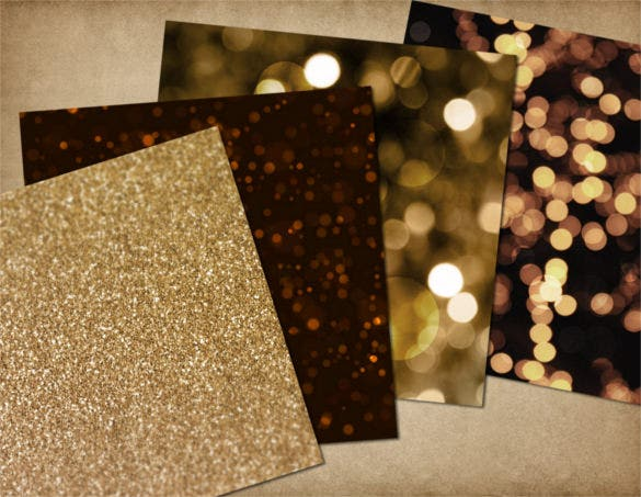 16 gold bokeh and glitter backgrounds download