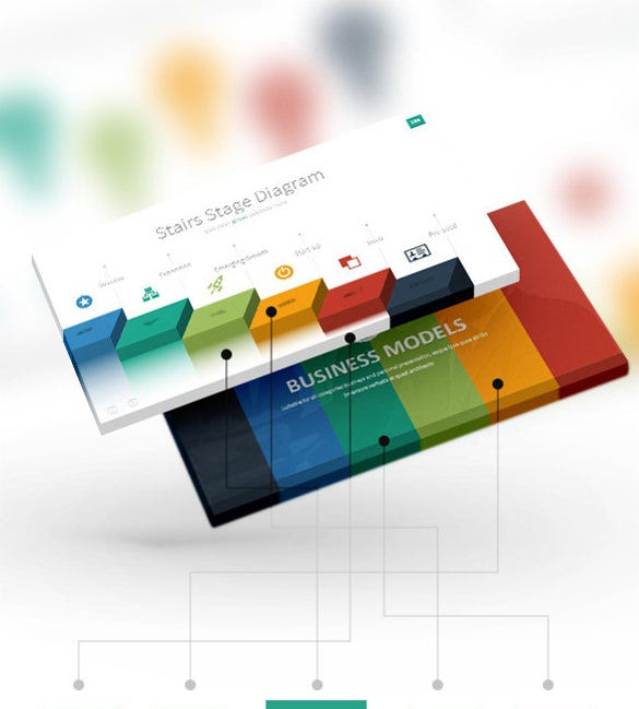 ever multipurpose presentation template