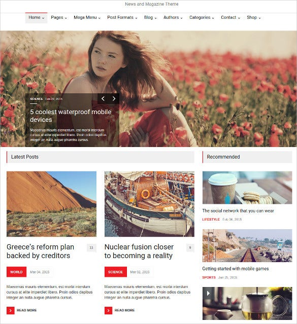 beautiful news wordpress php theme 40