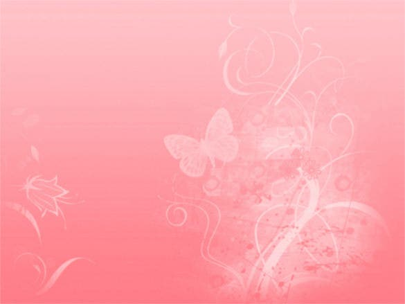 cute light pink butterfly backgrounds for girls