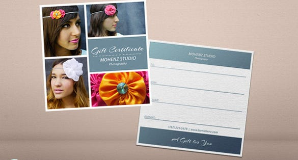Photography gift certificate templates 17 free word pdf psd photography gift certificate psd template download yelopaper Gallery