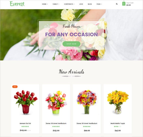 everest multipurpose responsive shopify ecommerce theme