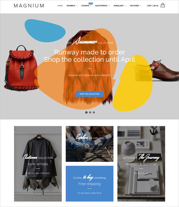 magnium multi purpose premium responsive magento ecommerce theme