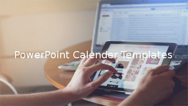 powerpoint calender templates