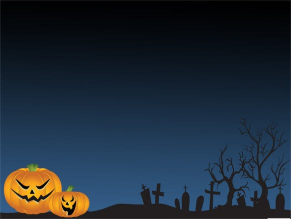 Halloween powerpoint template 10 free ppt pptx document download scary halloween pictures for powerpoint free download toneelgroepblik Images