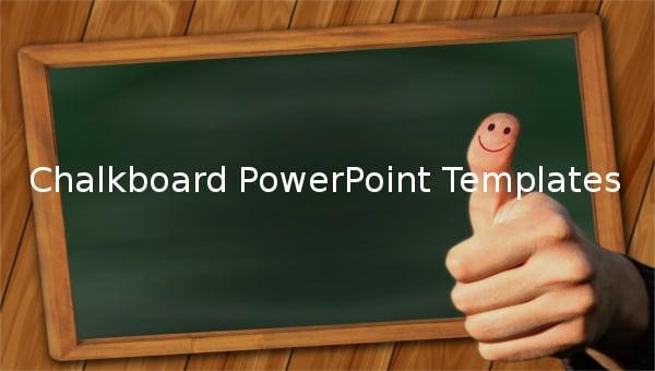 chalkboardpowerpointtemplates