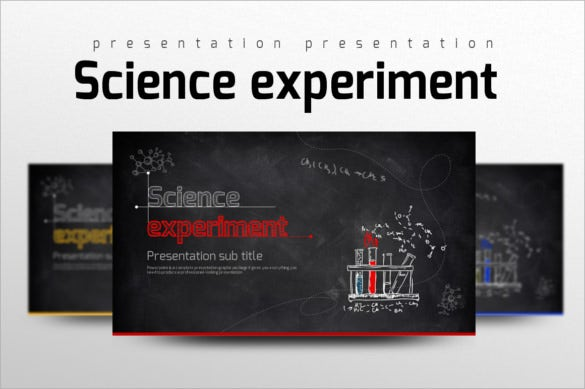 Science powerpoint template 15 free ppt pptx documents science experiment toneelgroepblik Image collections